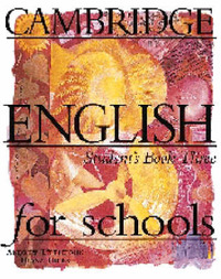 Cambridge English for Schools 3 Student's book by Andrew Littlejohn image