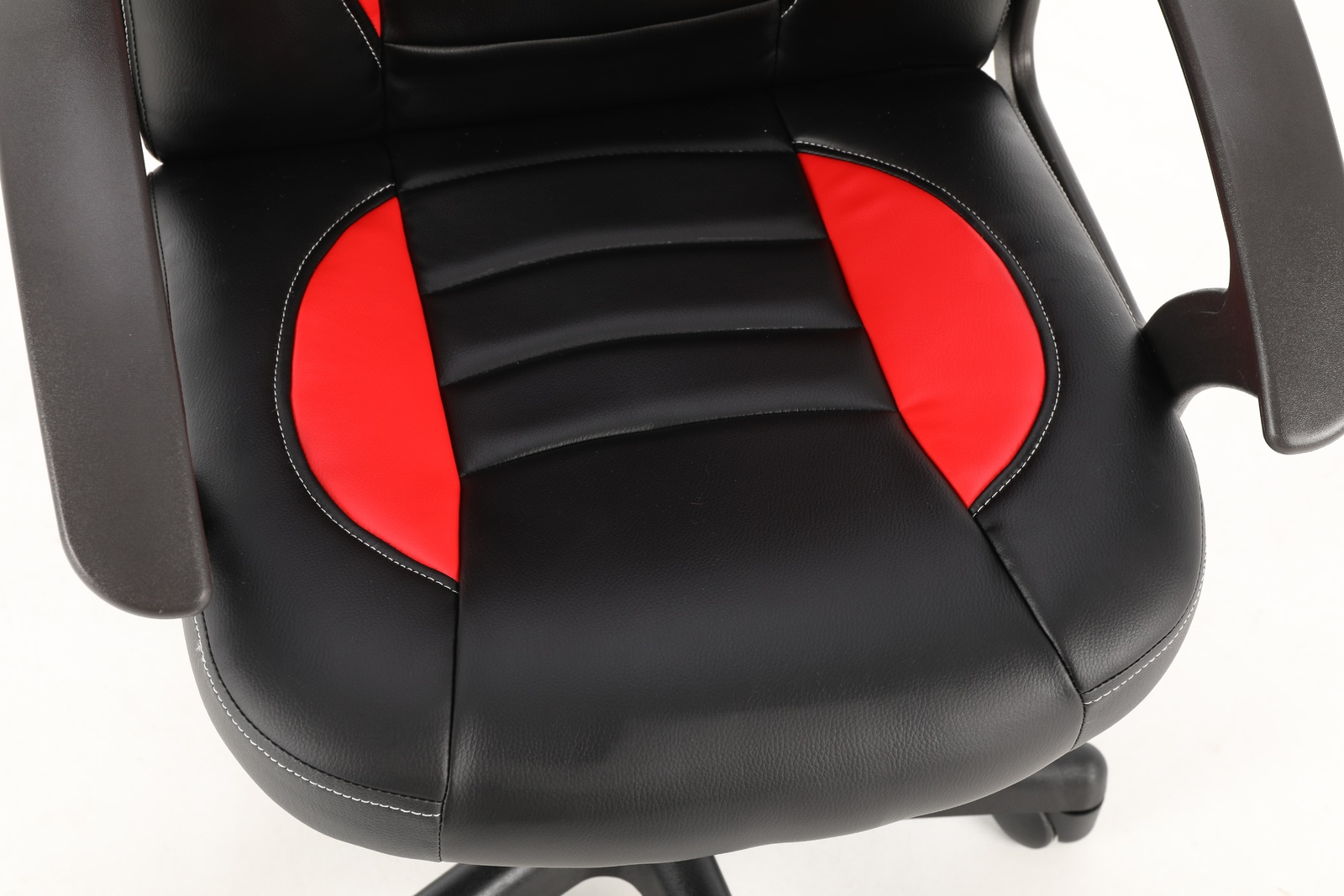 Playmax Kids Gaming Chair - Red and Black for  image