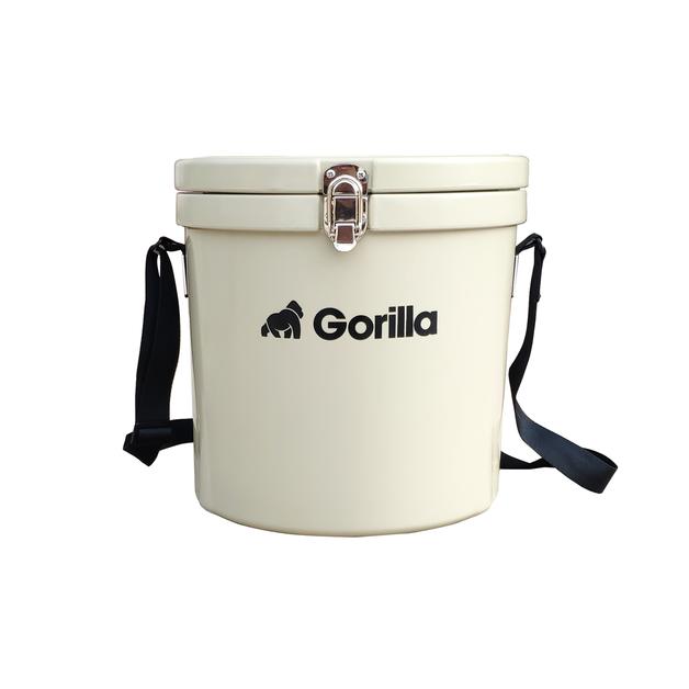 Gorilla: Bucket Ice Box Chilly Bin 12L