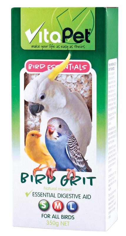 Vitapet: Bird Grit 350g