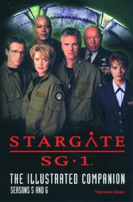 Stargate SG-1 by Thomasina Gibson image