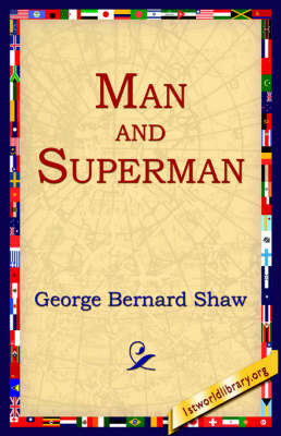 Man and Superman by George Bernard Shaw image