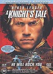 Knight's Tale, A on DVD