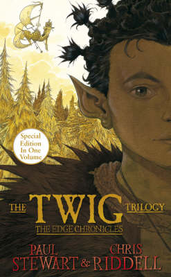 The Twig Trilogy (Edge Chronicles) by Paul Stewart image