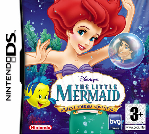 Disney's Little Mermaid Undersea Adventure for Nintendo DS