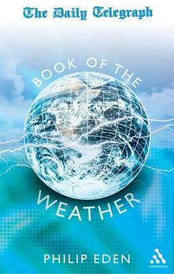 """Daily Telegraph"" Book of Weather by Eden image"