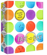Face-a-Day Journal: Doodle Your Mood by Potter Style