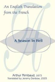 A Season in Hell: An English Translation from the French by Arthur Rimbaud image