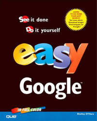 Easy Google by Shelley O'Hara image