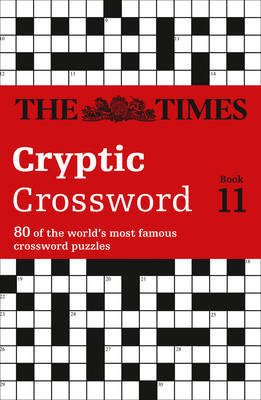 The Times Cryptic Crossword Book 11 by The Times Mind Games