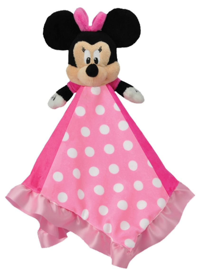 Disney Baby: Minnie Mouse - Snuggle Blanky image