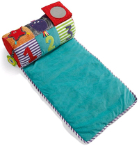Mamas & Papas: Tummy Time Activity Toy And Rug