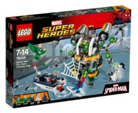 LEGO Super Heroes: Spider-Man Doc Ock's Tentacle Trap (76059)