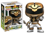 Power Rangers - White Ranger (Action Pose) Pop! Vinyl Figure