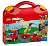 LEGO Juniors - Fire Patrol Suitcase (10740)
