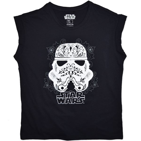 Star Wars Stormtrooper Short Sleeve T-Shirt (Size 12) image