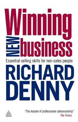Winning New Business by Richard Denny image