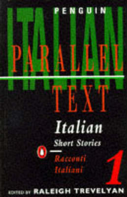 Italian Short Stories: v. 1