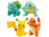 Pokemon: Moncolle EX Kanto Starters - Mini-Figure Collection