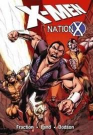 X-Men: v. 1: Nation X by Matt Fraction image