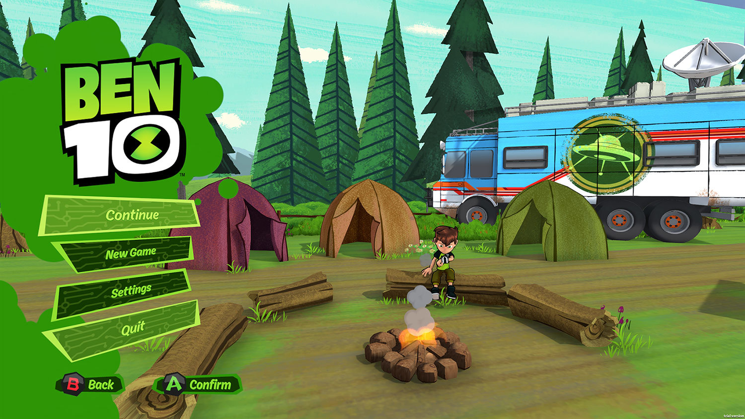Ben 10 for Xbox One image