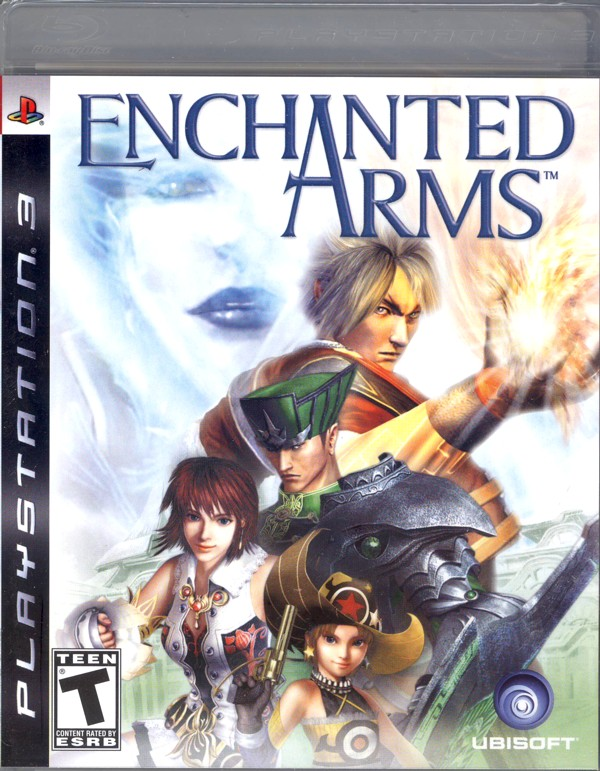 Enchanted Arms for PS3 image