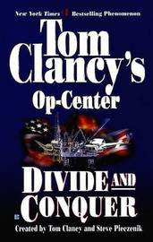 Op Center: Divide and Conquer by Tom Clancy