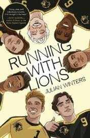 Running with Lions by Julian Winters image