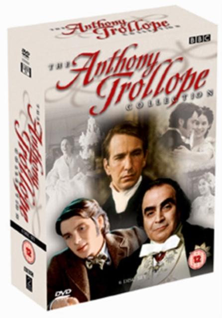 Anthony Trollope on DVD