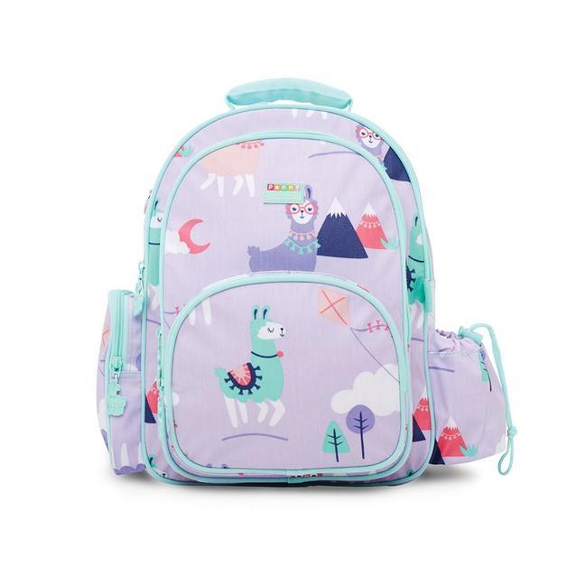 Penny Scallan: Backpack Large Loopy Llama