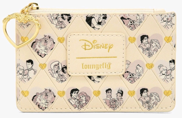 Loungefly: Disney Princess Couples Valentines Card Holder