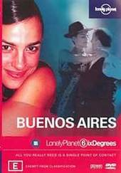 Lonely Planet Six Degrees: Buenos Aires on DVD