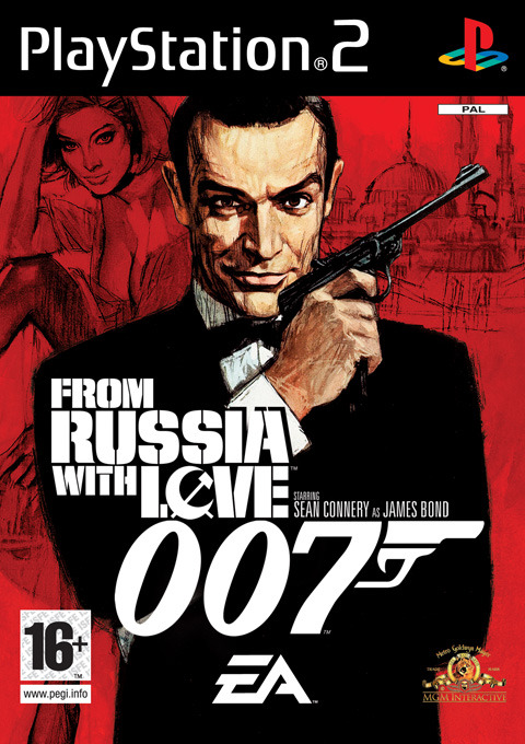 James Bond 007: From Russia with Love for PlayStation 2