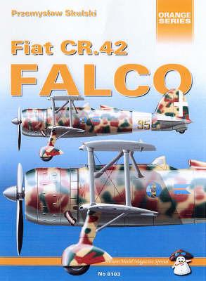 Fiat CR.42 Falco by Przemyslaw Skulski