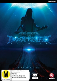 Metalocalypse: The Doomstar Requiem on DVD image