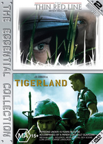 Thin Red Line / Tigerland - The Essential Collection (2 Disc Set) on DVD