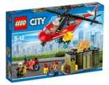 LEGO City - Fire Response Unit (60108)