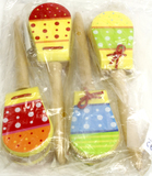 Castanets (Set of 4)