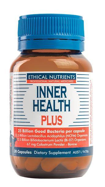 Ethical Nutrients Inner Health Plus (30 Capsules)