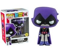 Teen Titans Go! - Raven (Glow) Pop! Vinyl Figure