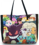 Loungefly Pokemon Character Tote Bag