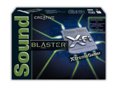 Creative SoundBlaster X-Fi Xtreme Gamer (Retail) Supports Windows Vista image