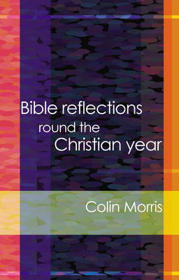 Bible Reflections Round the Christian Year by Colin Morris