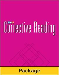 Corrective Reading Decoding Level B2, Student Workbook (pack of 5) by McGraw Hill