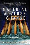 Material Adverse Change by Robert Stefanowski