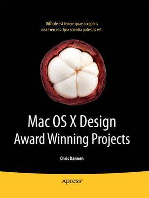 MAC OS X Design Award Winning Projects by Chris Dannen image