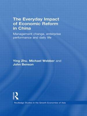 The Everyday Impact of Economic Reform in China by Ying Zhu image