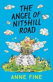 The Angel of Nitshill Road by Anne Fine image