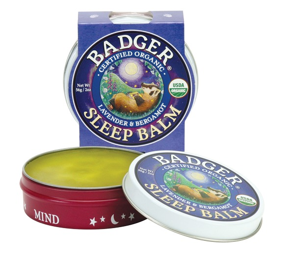 Badger Sleep Balm (56g) image