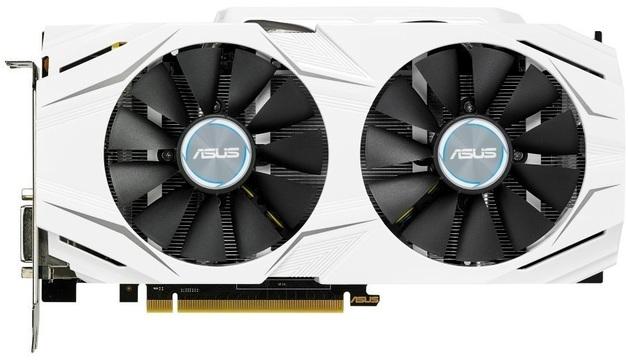 ASUS GeForce GTX 1060 6GB Dual Graphics Card